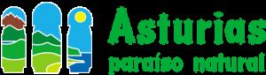 Logotipo de Asturias Paraíso Natural enlace a la web Turismo de Asturias