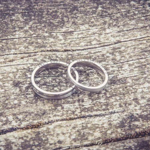 bodas detalle alianzas novios