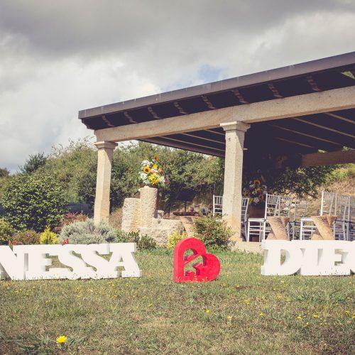 bodas decoración exteriores